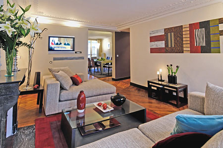 2 Bedroom/2 Bath Apartment | 39Vaugirard